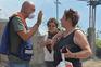 Paulo Cafôfo visita populações afetadas pelos incêndios