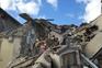 Forte sismo causou elevados danos na região centro de Itália