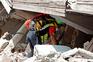 Réplicas constantes são um perigo acrescido para as equipas de resgate