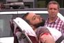 Detenção do suspeito após um tiroteio em Linden, Nova Jérsia