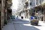 Síria devastada após cinco anos de guerra