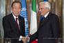 Ban Ki-moon termina funções em 31 de dezembro