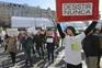 Lesados do BES realizaram vários protestos até ser anunciada uma solução