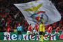 Benfica venceu o Dortmund na Luz