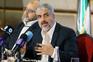 Líder do Hamas, Khaled Mechaal, em Doha, no Qatar