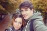Gloria e Marco, ambos de 27 anos, eram jovens arquitetos a viver em Londres
