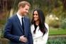 As primeiras imagens dos noivos Harry e Meghan