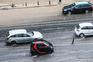 Em dia de regresso a casa para muitos portugueses após o Natal há previsão de chuva forte