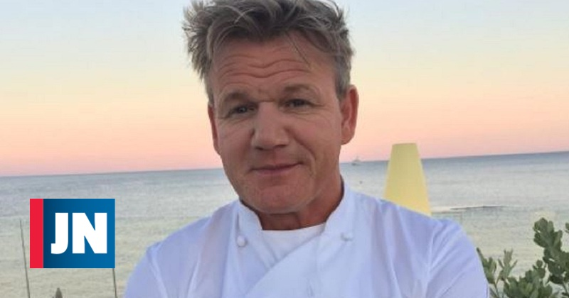 Gordon ramsay disposto a comer pizza com anan s sob uma - Chef plus planeta ...