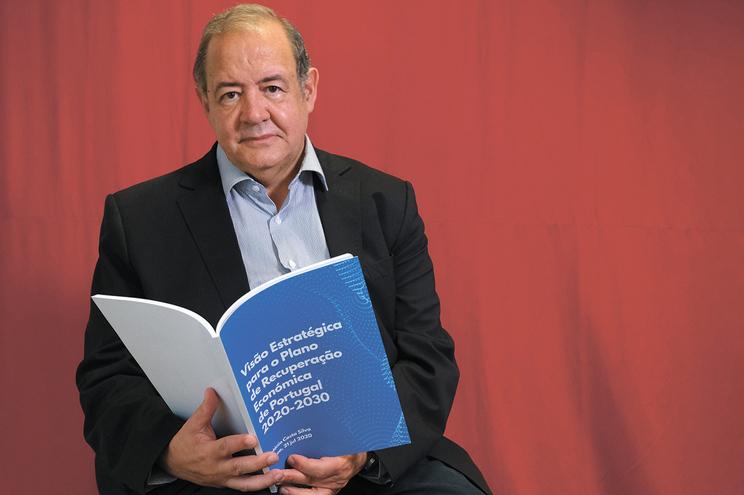 Costa Silva apresenta a versão final da sua visão estratégica, incluindo os contributos de cidadãos e