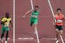 Carlos Nascimento eliminado na primeira ronda dos 100 metros