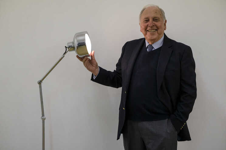 """""""Se tenho dado alguma coisa, tenho recebido muito mais"""", diz João Alberto, voluntário fundador do Banco"""