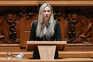 Deputada Cristina Rodrigues abstém-se na votação na generalidade