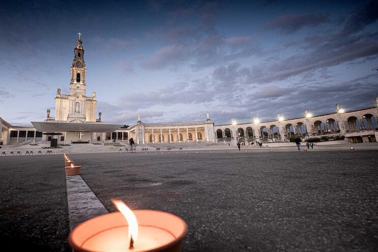 Veja em direto as cerimónias do 13 de Maio em Fátima