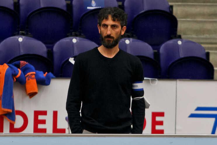 Guillem Cabestany despediu-se do F. C. Porto