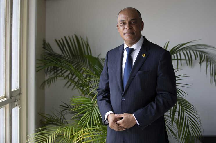 Adalberto da Costa Júnior, presidente da UNITA