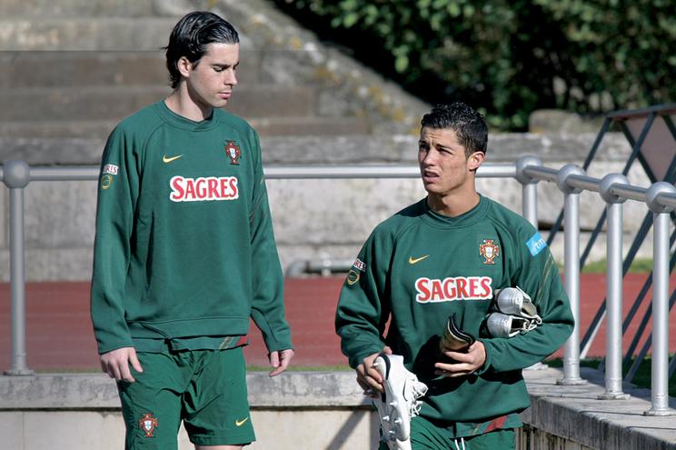 Cristiano Ronaldo não se apercebeu de que a agente lhe tirava dinheiro. Tiago viajava sozinho mas também