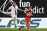 Trofense e Benfica em jogo da Taça de Portugal
