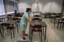 """""""O Governo já disse que é precisamente pelas escolas que recomeçará o desconfinamento"""", afirmou a ministra"""