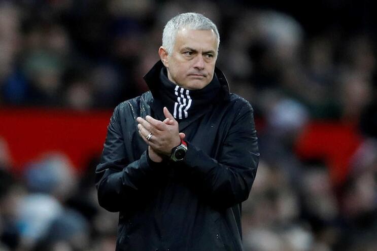 José Mourinho esteve no Real Madrid entre 2010 e 2013