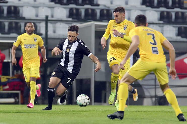 Portimonense goleou o Nacional na Madeira