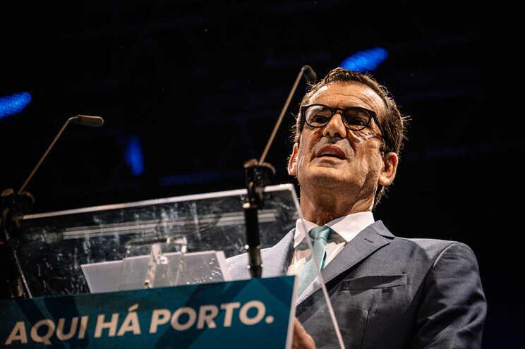 Rui Moreira é o candidato independente com a campanha mais cara, orçamentou 316 mil euros em despesas