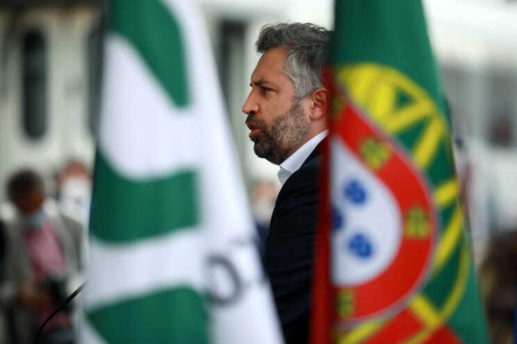 O ministro das Infraestruturas e da Habitação, Pedro Nuno Santos