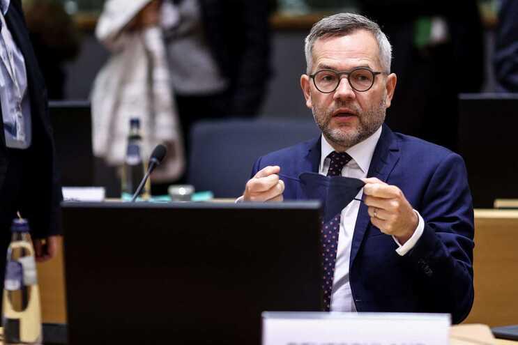 Michael Roth, ministro de Estado para a Europa alemão
