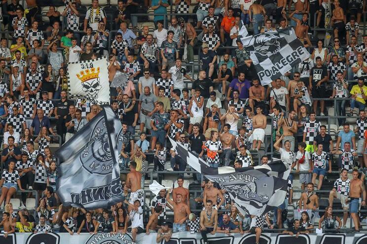 Siga em direto o Boavista -  F.C. Porto