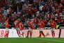 O Benfica defronta o Vitória este sábado