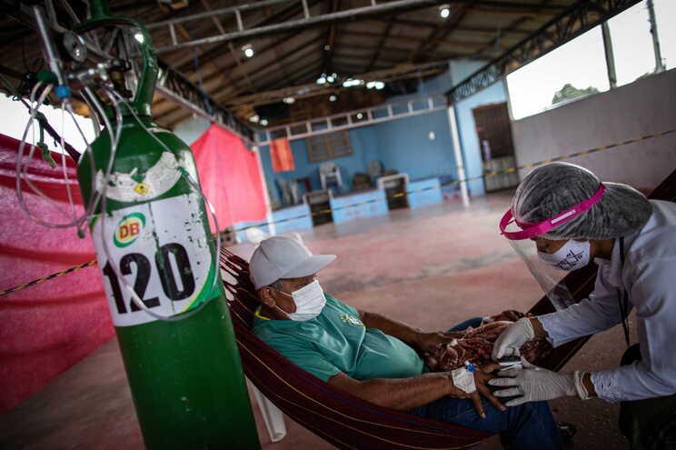 Apoio médico em Manaus