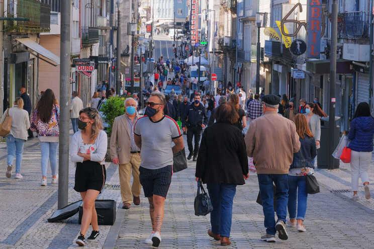 Há três concelhos com incidência superior a mil casos: dois deles no Algarve