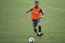 O médio Sérgio Oliveira mostrou-se esta segunda-feira satisfeito pelo regresso às escolhas de Fernando
