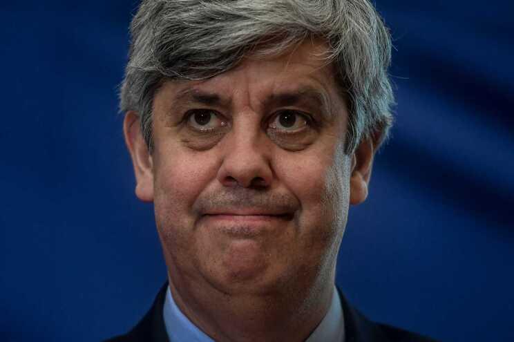 Mário Centeno, ex-ministro das Finanças