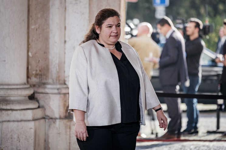 Ministra da Modernização do Estado e da Administração Pública tomou posse em outubro do ano passado.