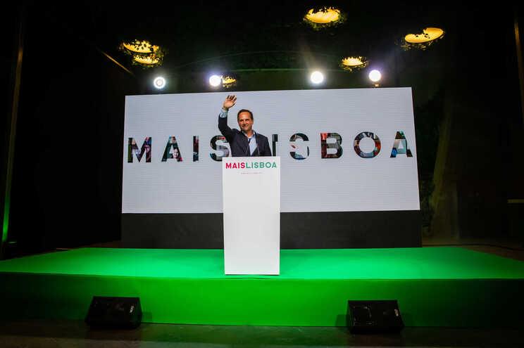 O presidente da Câmara Municipal de Lisboa, Fernando Medina