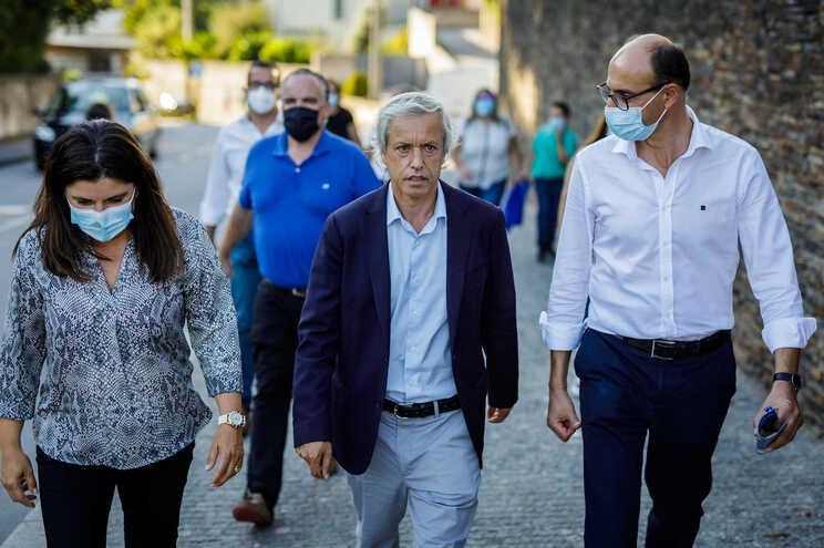 Mário Passos é o candidato da coligação PSD/PP à Câmara de Famalicão