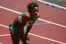 Lorène Bazolo apura-se para as semifinais dos 200 metros