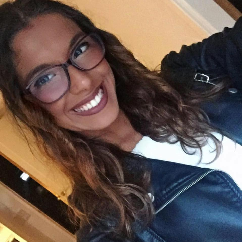 Sofia Alves Pereira, estudante do IPAM, é uma das duas vítimas mortais