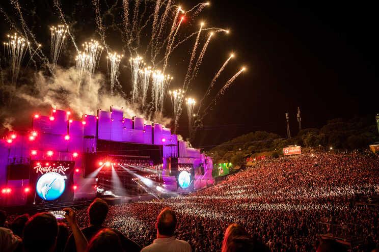 Edição 2020 do Rock in Rio Lisboa foi adiada para 2021