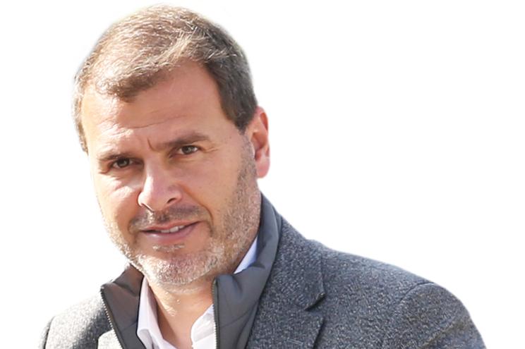 João Henriques, treinador de futebol