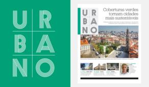 """Coberturas verdes tornam cidades mais sustentáveis no """"Urbano"""" deste domingo"""