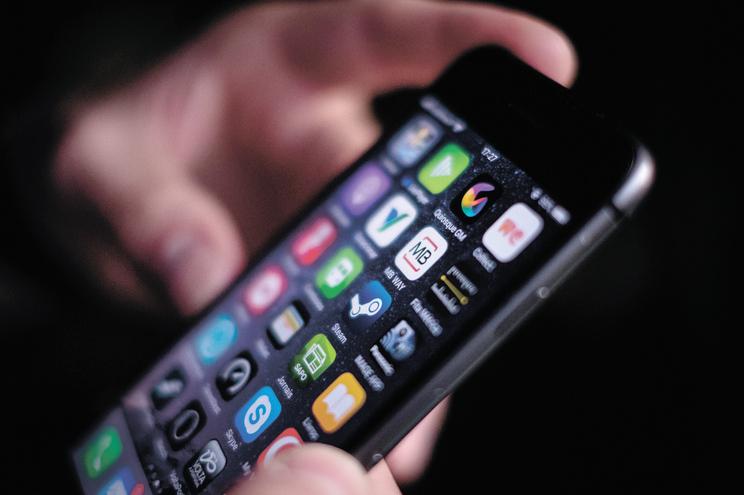 A aplicação MB Way é instalada no telemóvel e permite fazer pagamentos