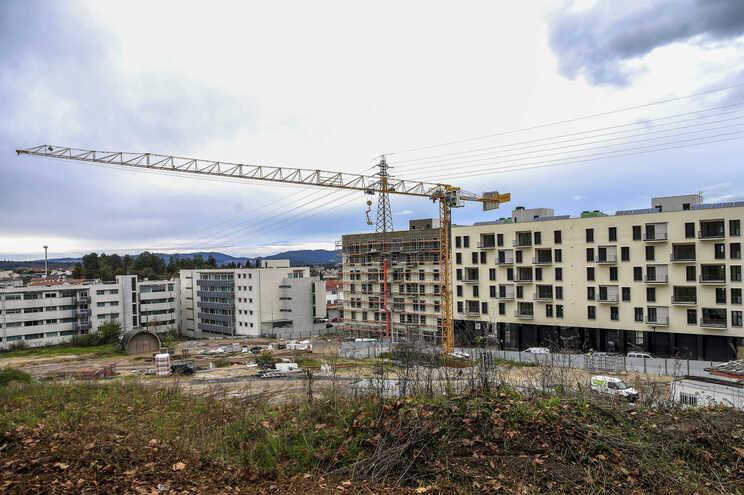 Preço das casas subiu na zona euro com Portugal acima da média