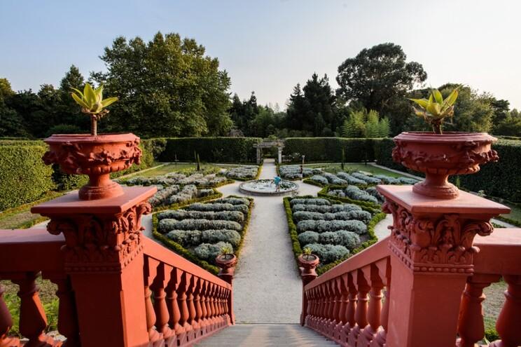 Jardim Botânico do Porto, na Rua do Campo Alegre