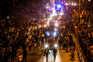 Marcelo saudado por multidão ao longo de oito quilómetros durante duas horas