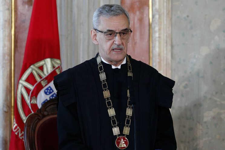 O novo presidente do Supremo Tribunal de Justiça, Henrique Araújo