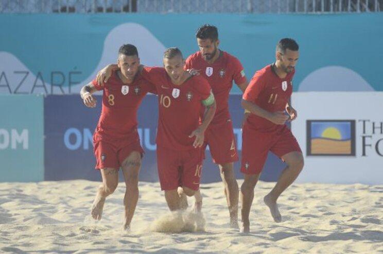 Portugal vai disputar a qualificação para o Mundial