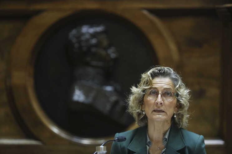 Ana Abrunhosa, ministra da Coesão Territorial