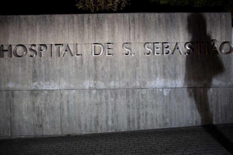 Paciente estava no Hospital São Sebastião, em Santa Maria da Feira